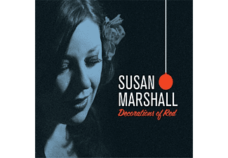 Susan Marshall - DECORATIONS OF RED  - (CD)