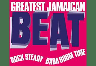 VARIOUS - GREATEST JAMAICAN (CLRD)  - (Vinyl)