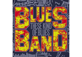 The Blues Band - THESE KIND OF.. -DIGI-  - (CD)