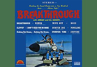 Adrian & The Sunsets - BREAKTHROUGH (HQ)  - (Vinyl)
