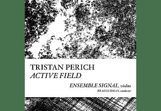Tristan Perich - COMPOSITIONS - ACTIVE  - (CD)