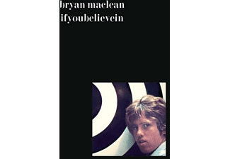Bryan Maclean - IFYOUBELIEVEIN (COLOURED)  - (Vinyl)