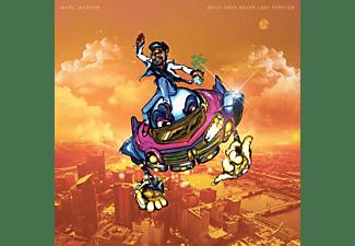 Mars Jackson - GOOD DAYS NEVER (LTD)  - (EP (analog))