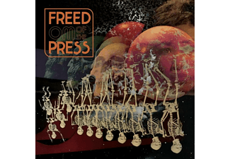 VARIOUS - FREEDOM OF THE PRESS  - (CD)