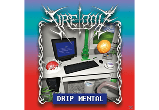 Fire-toolz - DRIP MENTAL  - (CD)