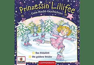 Prinzessin Lillifee - 004/Gute-Nacht-Geschichten Folge 7+8  - (CD)