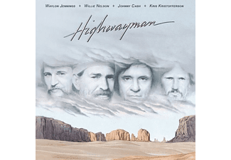 CASH/NELSON/JENNINGS/KRIS - HIGHWAYMAN  - (CD)