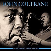 John Coltrane - ELEVEN CLASSIC ALBUMS [CD]