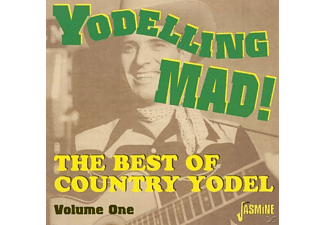 VARIOUS - Yodelling Mad ! Best Of Country Yodel  - (CD)