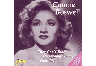 Connee Boswell - They Can't Take These Songs Away From Me  - (CD)