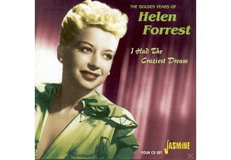 Helen Forrest - The Golden Years-I Had The Craziest Dream  - (CD)