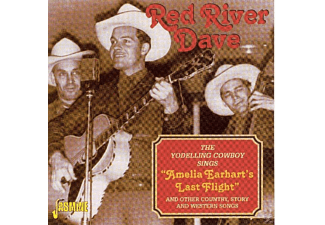 Red River Dave - The Yodeling Cowboy Sings  - (CD)