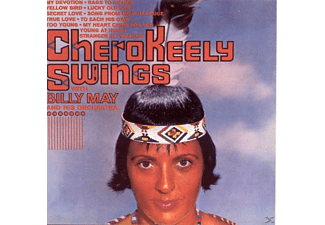 Keely Smith - CHEROKEELY SWINGS  - (CD)