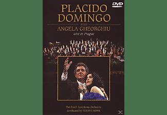 Plácido Domingo - LIVE IN PRAGUE  - (DVD)