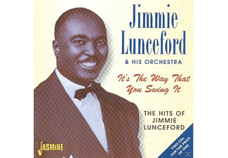 Jimmie Orchestra Lunceford - IT'S THE WAY THAT YOU SWI  - (CD)