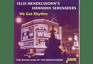 Felix Mendelssohn Bartholdy - Mendelsohn's Hawaiian Serenade  - (CD)