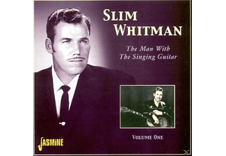 Slim Whitman - MAN WITH THE SINGING GUIT  - (CD)