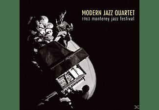 The Modern Jazz Quartet - MONTEREY 1963 (DIGI)  - (CD)