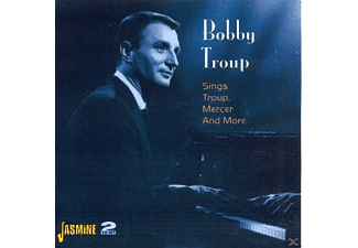 Bobby Troup - Sings Troup,Mercer And More  - (CD)