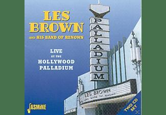 Les Brown - Live at the Hollywood Palladium  - (CD)
