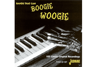 VARIOUS - Bands That Can Boogie Woogie (ORIGINAL RECORDINGS REMASTERED  - (CD)