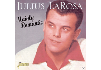 Julius Larosa - Mainly Romantic  - (CD)