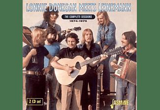 Lonnie Donegan - LONNIE DONEGAN MEETS LEIN  - (CD)