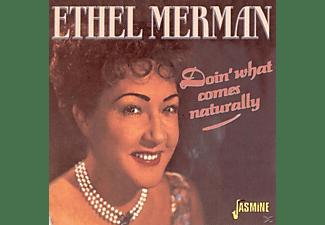 Merman - Doin' What Comes Naturally  - (CD)