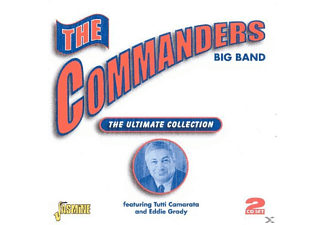 Commanders Big Band - Ultimate Collection  - (CD)