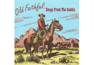 VARIOUS - Old Faithful Songs From  - (CD)
