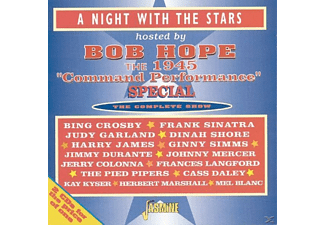 Bob Hope - A Night With The Stars-1945  - (CD)