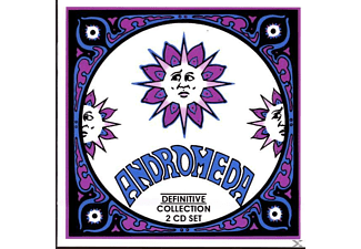 Andromeda - Definitive Collection  - (CD)