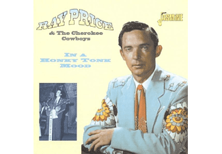 Ray Price - In A Honky Tonk Mood  - (CD)