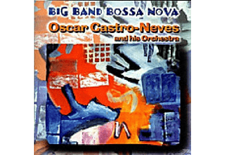Castro - BIG BAND BOSSA NOVA  - (CD)
