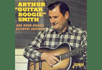 Arthur Smith - One Good Boogie Deserves Another  - (CD)