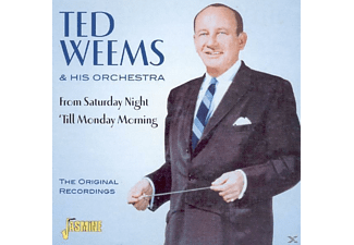 His Orchestra - From Saturday Night 'Till Mond  - (CD)