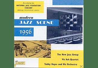 VARIOUS - British Modern Jazz Scene 1956  - (CD)