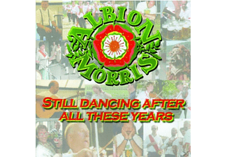 Albion Morris - STILL DANCING AFTER ALL THESE YEARS  - (CD)