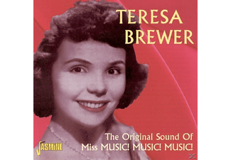 Teresa Brewer - The Original Sound Of Miss Music!  - (CD)