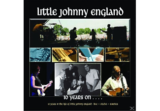 Little Johnny Engl, Little Johnny England - 10 Years On...  - (CD)