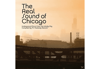 VARIOUS - The Real Sound Of Chicago  - (Vinyl)