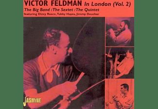 Victor Feldman - Vol.2,In London  - (CD)