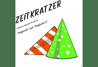 """Zeitkratzer - Performs Songs From """"Kraftwerk"""" And """"Kraftwerk 2""""  - (CD)"""