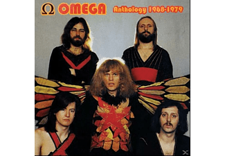 Omega - Anthology 1968-1979  - (CD)