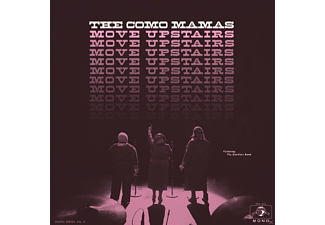 The Como Mamas feat. The Glorifiers Band - Move Upstairs  - (CD)