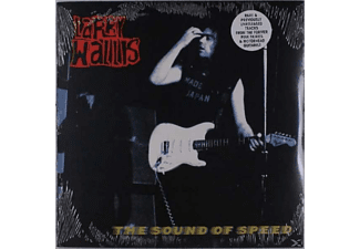 Larry Wallis - The Sound Of Speed (LP)  - (Vinyl)