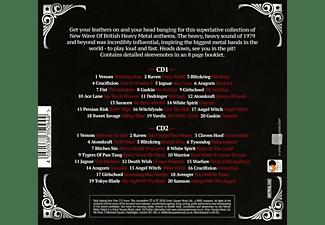 VARIOUS - Nwobhm-New Wave Of British Heavy Metal  - (CD)