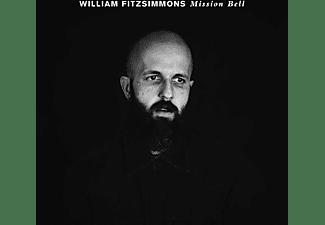 William Fitzsimmons - Mission Bell (Gatefold LP)  - (Vinyl)