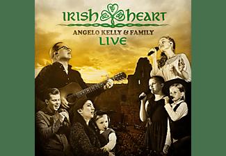 Angelo & Family Kelly - Irish Heart - Live (Blu Ray)  - (Blu-ray)