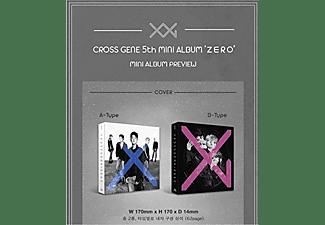 Cross Gene - Zero  - (CD)